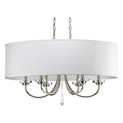 Progress Lighting - Nisse 6-Light Chandelier - Nisse 6-Light Chandelier