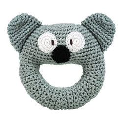 Koala Knit Rattle - - Recommended For Newborns And Older
