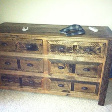 Traditional Beds Barn Wood Furniture