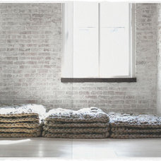 Contemporary Footstools And Ottomans by Dana Barnes Studio