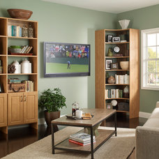 Home Office Storage | Closet Maid Systems | Charlotte North Carolina