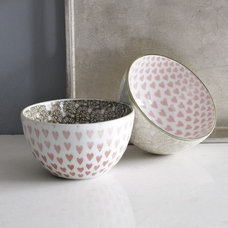 Modern Dining Bowls by West Elm