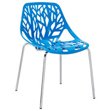 Modern Dining Chairs by LexMod