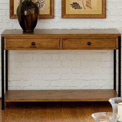 Liberty Furniture - Urban Industrial Sofa Table -