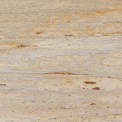 Colonial Cream Granite - Colonial Cream granite from India features high variation patter of gold, ivory and dark veins. Available in polished tiles and slabs, Colonial Cream is recommended for commercial projects including flooring, landscaping and walls, as well as all residential applications.