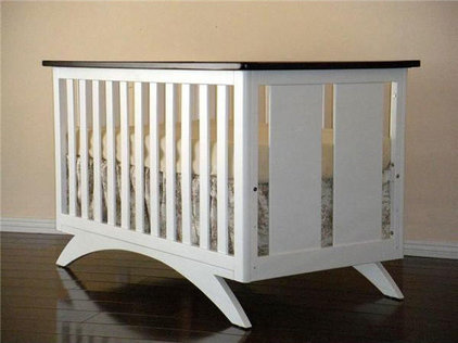Contemporary Cribs by SimplyBabyFurniture