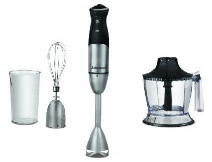 modern blenders and food processors by Amazon