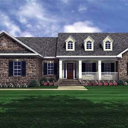 House Plan 59024 at FamilyHomePlans.com -
