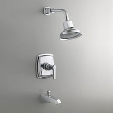 Contemporary Bathroom Faucets And Showerheads by Fixture Universe