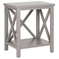 Contemporary Side Tables And End Tables by Amazon