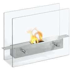 Modern Tabletop Fireplaces by Soothing Company