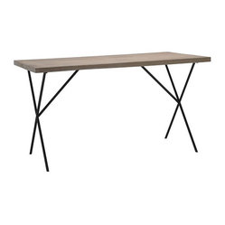 Metal Truss Work Table