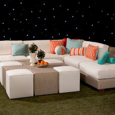 Tropical Outdoor Sofas by Somers Furniture