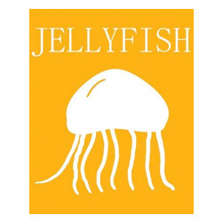 Oh How Cute Kids by Serena Bowman - Jellyfish Silhouette, Ready To Hang Canvas Kid's Wall Decor, 8 X 10 - Each kid is unique in his/her own way, so why shouldn't their wall decor be as well! With our extensive selection of canvas wall art for kids, from princesses to spaceships, from cowboys to traveling girls, we'll help you find that perfect piece for your special one.  Or you can fill the entire room with our imaginative art; every canvas is part of a coordinated series, an easy way to provide a complete and unified look for any room.