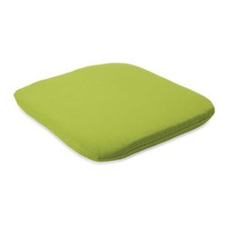 Brentwood Originals - 2-Inch Thick Chair Cushion in Kiwi - This comfortable and stylish Chair Cushion is a perfect addition to your outdoor decor. The subtle texture will provide a whole new look to your outdoor seating area.