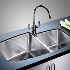 contemporary  Blanco Kitchen Sink