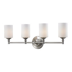 Adjustable Vanity Light Fixtures : 4 Light Adjustable Fixture Bathroom Vanity Lighting: Find Bathroom Light Fixtures Online