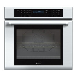 "Thermador 30"" Masterpiece Series Single Electric Wall Oven, Stainless 