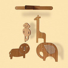 Modern Baby Mobiles by Petit Collage
