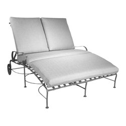Classico Double Chaise Lounge - By OW Lee