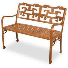 Asian Outdoor Benches by Overstock.com