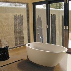 Contemporary Bathtubs by MTI Baths