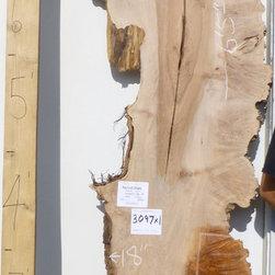 Big Leaf Maple Wood Slab 3097x1 - Big Leaf Maple