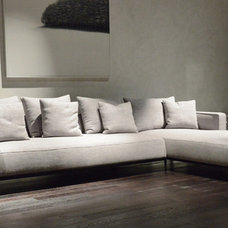 Contemporary Sectional Sofas California Sectional Sofa