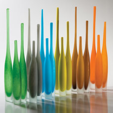 Contemporary Vases by Global Views
