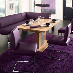 Catania Dining Table Woessner - CATANIA DINING TABLE