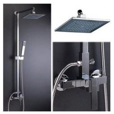Contemporary Showers by sinofaucet