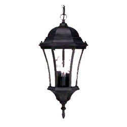 "Acclaim Lighting - Acclaim Lighting 5026 Bryn Mawr 3 Light 20"" Height Outdoor Pendant - Acclaim Lighting 5026 Bryn Mawr Three Light 20"" Height Outdoor PendantHandsome outdoor pendant from the Bryn Mawr Collection will be a reliable source of exterior illumination for years.Acclaim Lighting 5026 Features:"