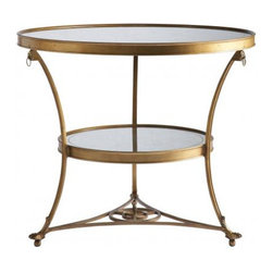 Lillian August - Weston Center Table - Diameter: 36 in.