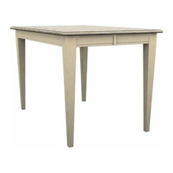 Broyhill Furniture - Color Cuisine Butterfly Extension Counter Table - 5207-128 - Color Cuisine Collection Table