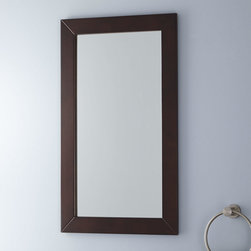 Long narrow mirror mirrors find wall mirror and full for Long skinny wall mirrors