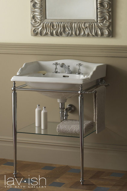 Contemporary Bathroom Vanities And Sink Consoles by Lav•ish - The Bath Gallery