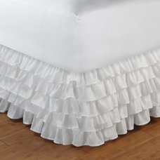 Modern Bedskirts by Hayneedle