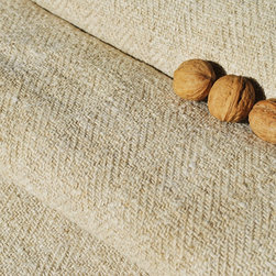 Homespun Hemp Fabric /Handwoven upholstery hemp fabric - Vintage handwoven linen roll from Transylvania!