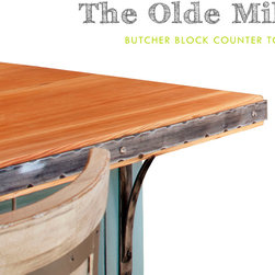 The Olde Mill Butcher Block Counter Tops -