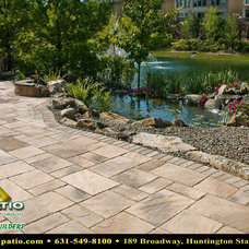 "Traditional Patio by Deck and Patio Company ""Outdoor Living Experts"""