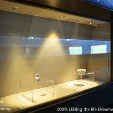 Modern Recessed Lighting by LEDing the life