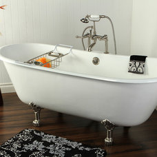 Traditional Bathtubs by DecorSuite
