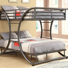 Modern Bunk Beds by FurnitureNYC