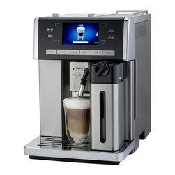 DeLonghi - DeLonghi PrimaDonna Exclusive ESAM 6900 Automatic Espresso Machine - Overview