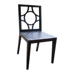 Atlantic Dining Chair Mahogany Wood