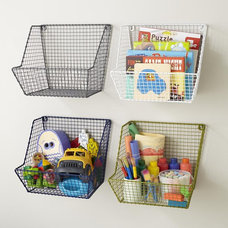 Contemporary Toy Organizers by The Land of Nod
