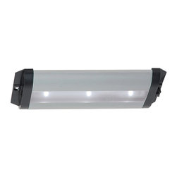 """Sea Gull Lighting - Sea Gull Lighting 98600SW-986 Ambiance Self-Contained 24v Dc Led Cabinet Lightin - 7"""" Self-Contained 24V DC LED 3000K"""