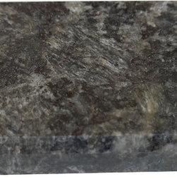 """Black Granite Both Sides Bevelled Polished Saddle Threshold 4""""x36"""" - Black Granite Both Sides Bevelled Polished Saddle 4""""x36"""""""