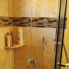 Traditional  by WHCI-Aqua Bella Kitchen & Bath Showroom