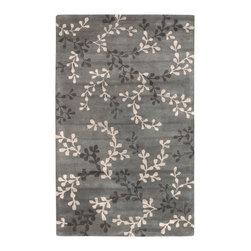 Floral Rugs - Artist Studio ART-195